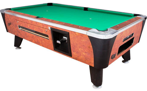 Sedona Coin Operated Pool Table