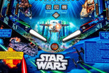 Stern Star Wars Pinball Machine (New Home Model)