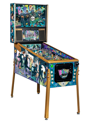 Stern Beatles Pinball Machine