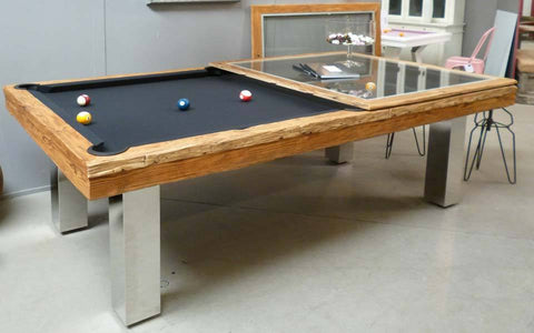 Megeve Pool Table (Designer Range, Full Customisation)