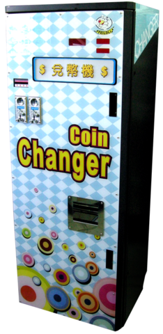 ARCADE COIN CHANGER MACHINE
