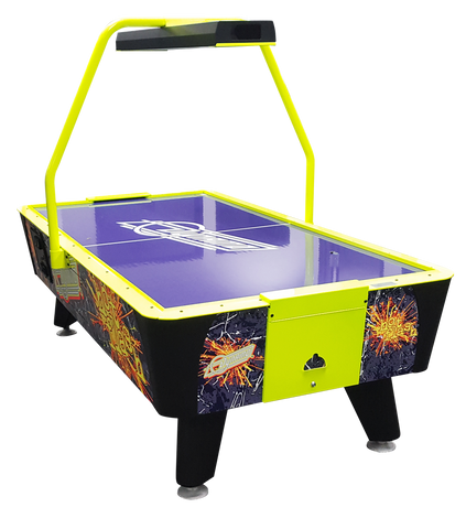 Hot Flash Air Hockey Table