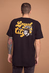LOYAL Tee Black