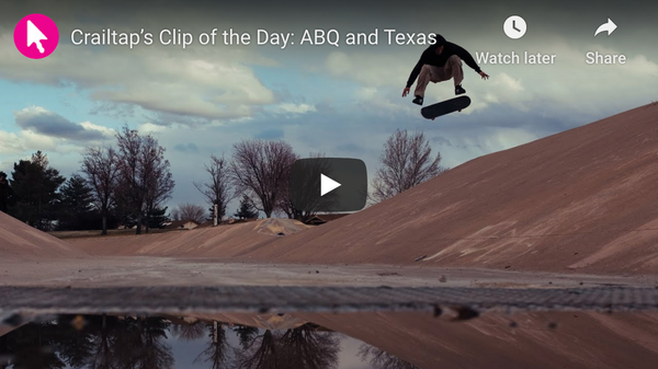 Clip of the Day: ABQ/Texas
