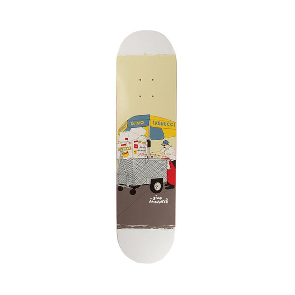 Chocolate Skateboards Gino Iannucci Hotdog Deck 7.81