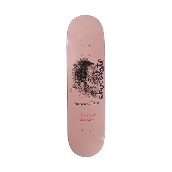Chocolate Skateboards Jerry Hsu American Race Deck 8.25
