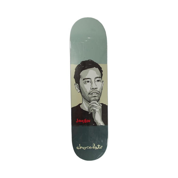 Chocolate Skateboards Jerry Hsu Deck 8.0