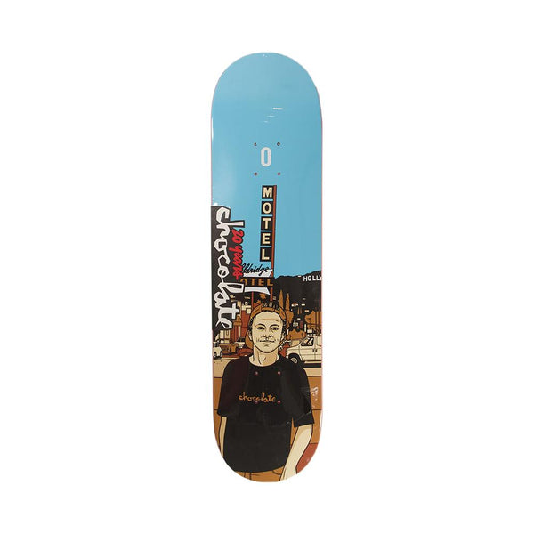 Chocolate Skateboards Justin Eldridge 20 Years Deck 8.0