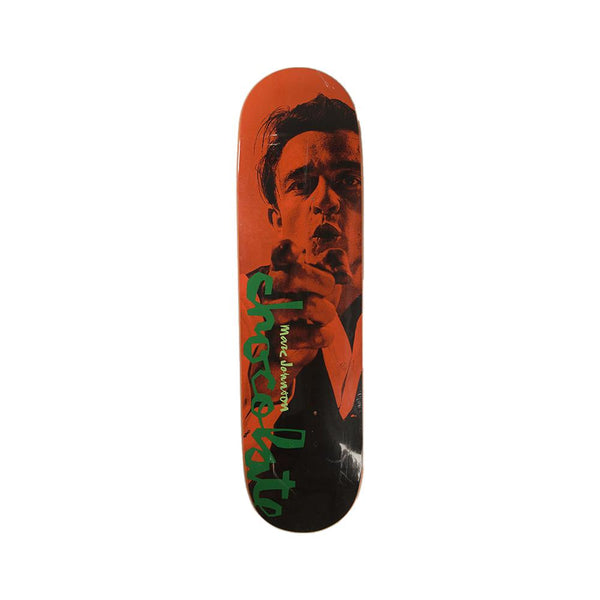 Chocolate Skateboards Marc Johnson Highway Man Deck 8.5