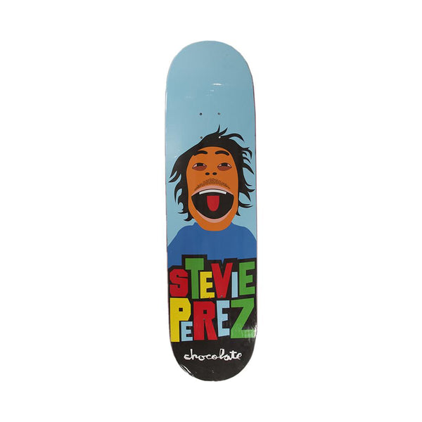 Chocolate Skateboards Stevie Perez Yanker Deck 8.25 Shape G030