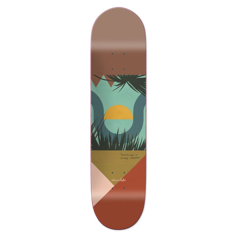 HECOX TROPICAL STUDIES KENNY ANDERSON DECK 8.125