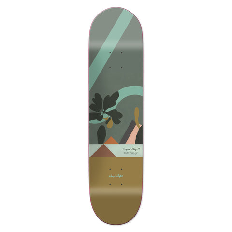 HECOX TROPICAL STUDIES RAVEN TERSHY DECK 8.5