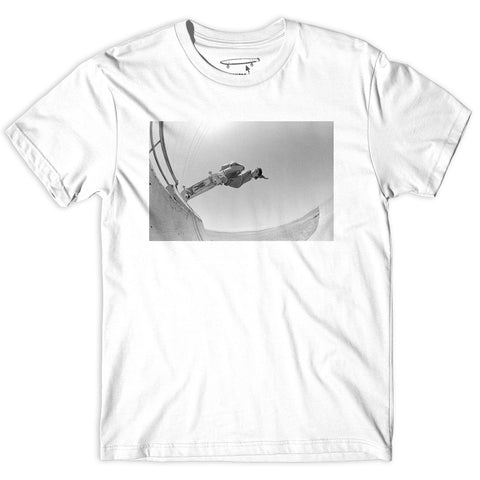 ALL CRAIL CARDIEL TEE WHITE