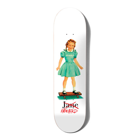 HOWARD JANE DECK 8
