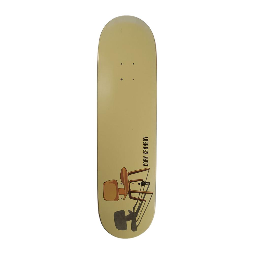Girl Skateboards Cory Kennedy Chair Series Deck 8.375