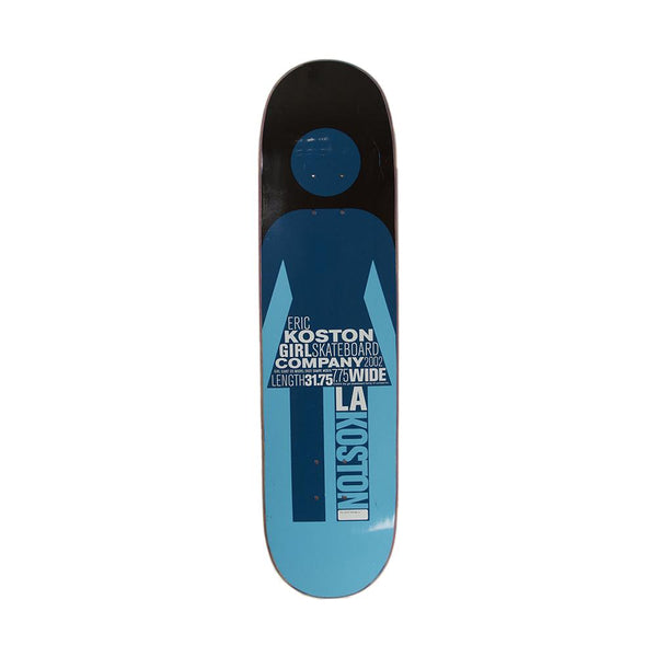 Girl Skateboards Eric Koston Giant OG 2002 Series Deck 7.75