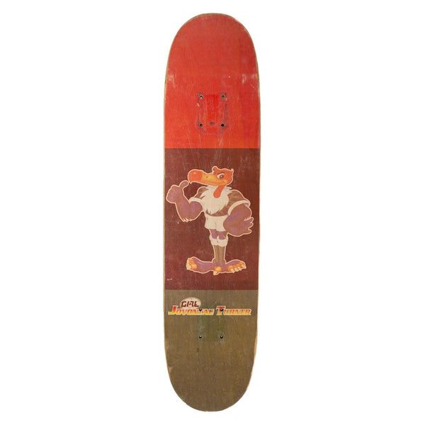 Girl Skateboards Jovontae Turner Slick Deck 7.25 Bottom