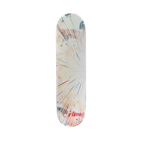 Girl Skateboards Power Flower 8.00 - Jules De Balincourt Shape: G008