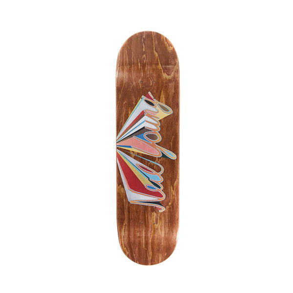 Girl Skateboards Neil Young 8.375 - Jules De Balincourt 2015