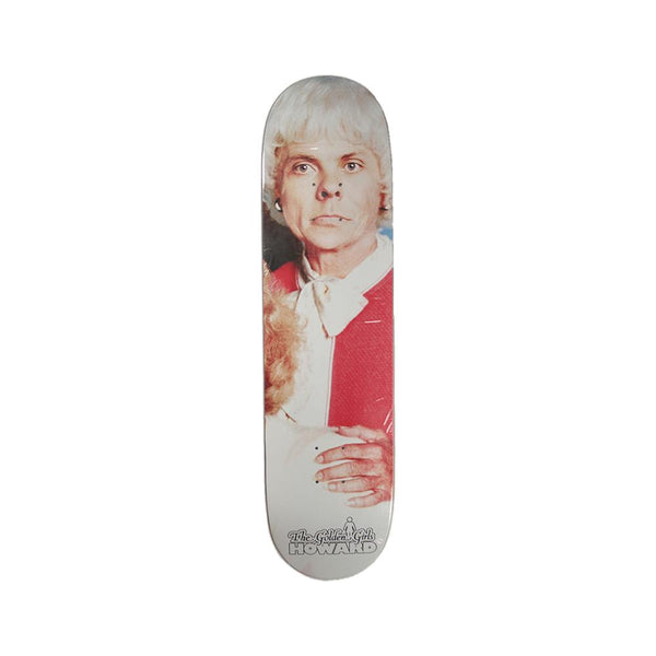 Girl Skateboards Rick Howard Golden Girls Series Deck 8.13