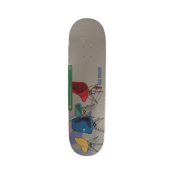 Girl Skateboards Rick Howard Modern Chair Series Deck 8.375 Shape G051
