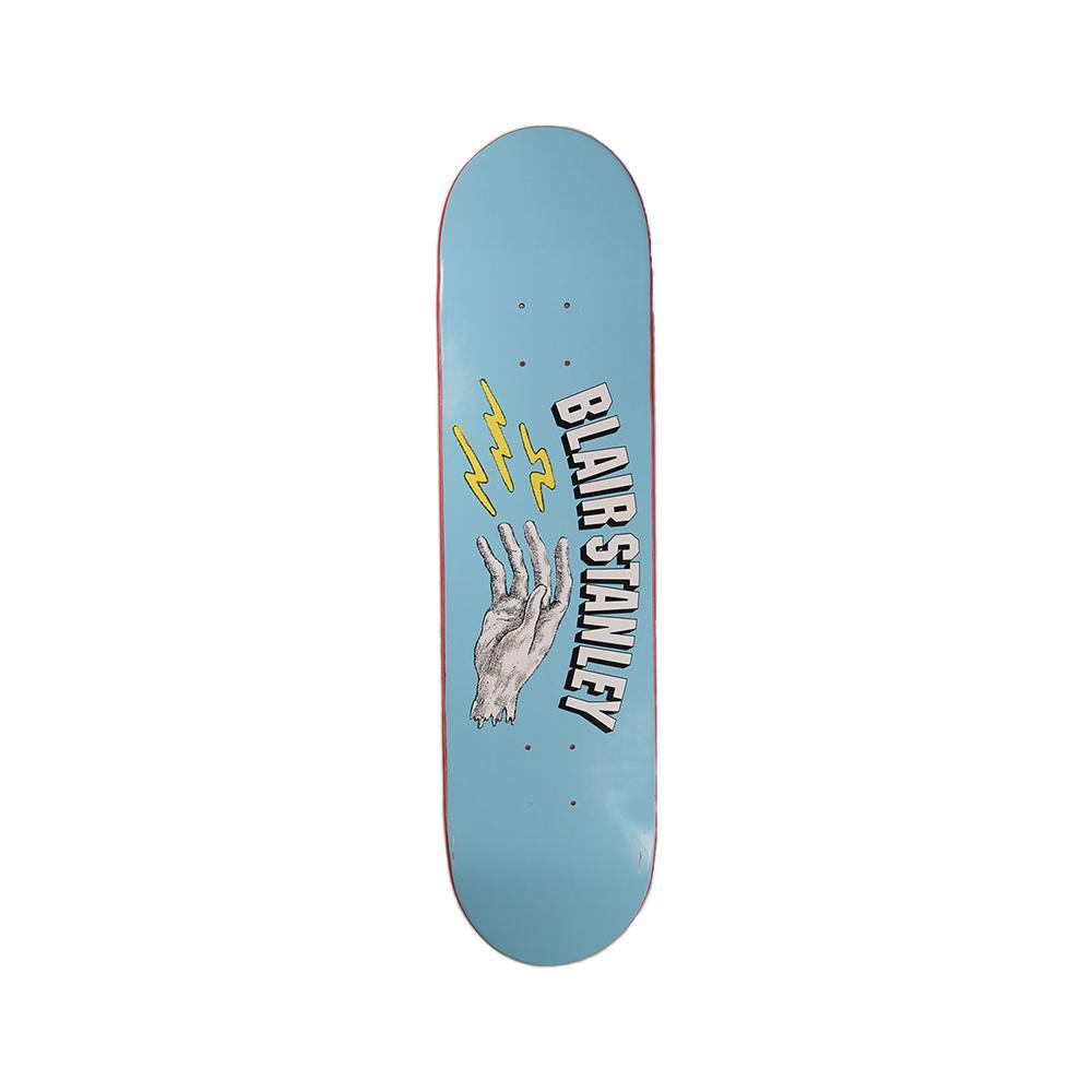 Girl Skateboards Rick McCrank Is Blair Stanley - Machotaildrop Deck 8.0 Bottom