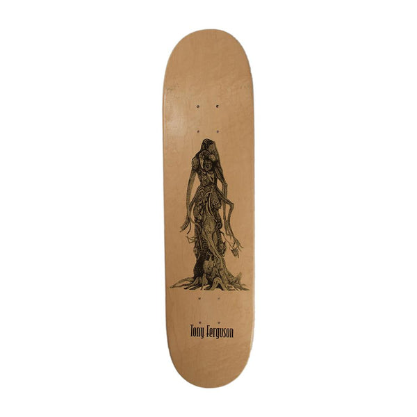 Girl Skateboards Tony Ferguson Tree Man Deck 7.6