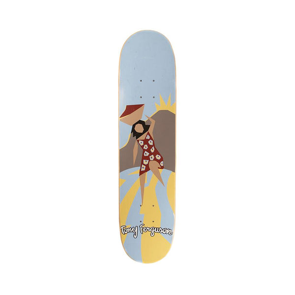 Girl Skateboards Tony Ferguson Women Holding Deck 7.5