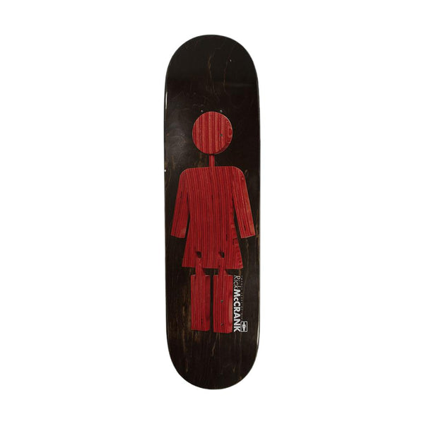 Girl Skateboards x Mikey Leblanc Rick McCrank Deck 8.25 Shape G030