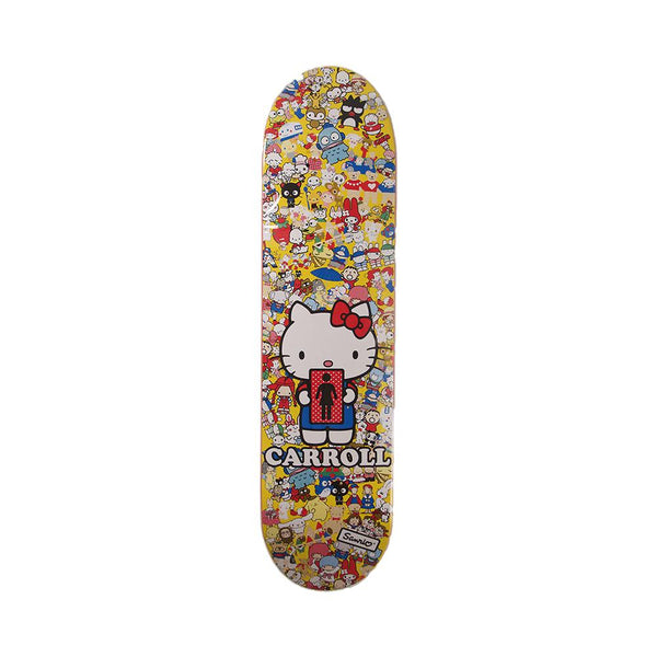 Girl Skateboards x Sanrio 50 Year Mike Carroll Small Gift Deck 7.9