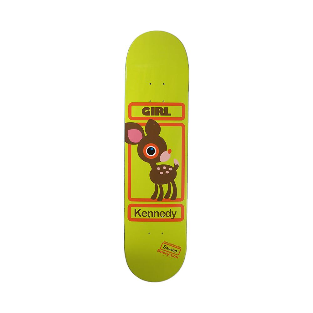 Girl Skateboards x Sanrio Cory Kennedy Deery-Lou Deck 8.0