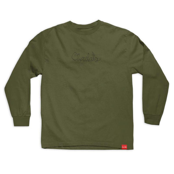 chocolate chocoogscriptembls mens military tee spike jonez