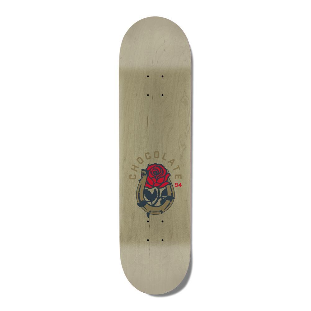 chocolate skateboard vincentalvarez luchadore deck spike jonez 8.125