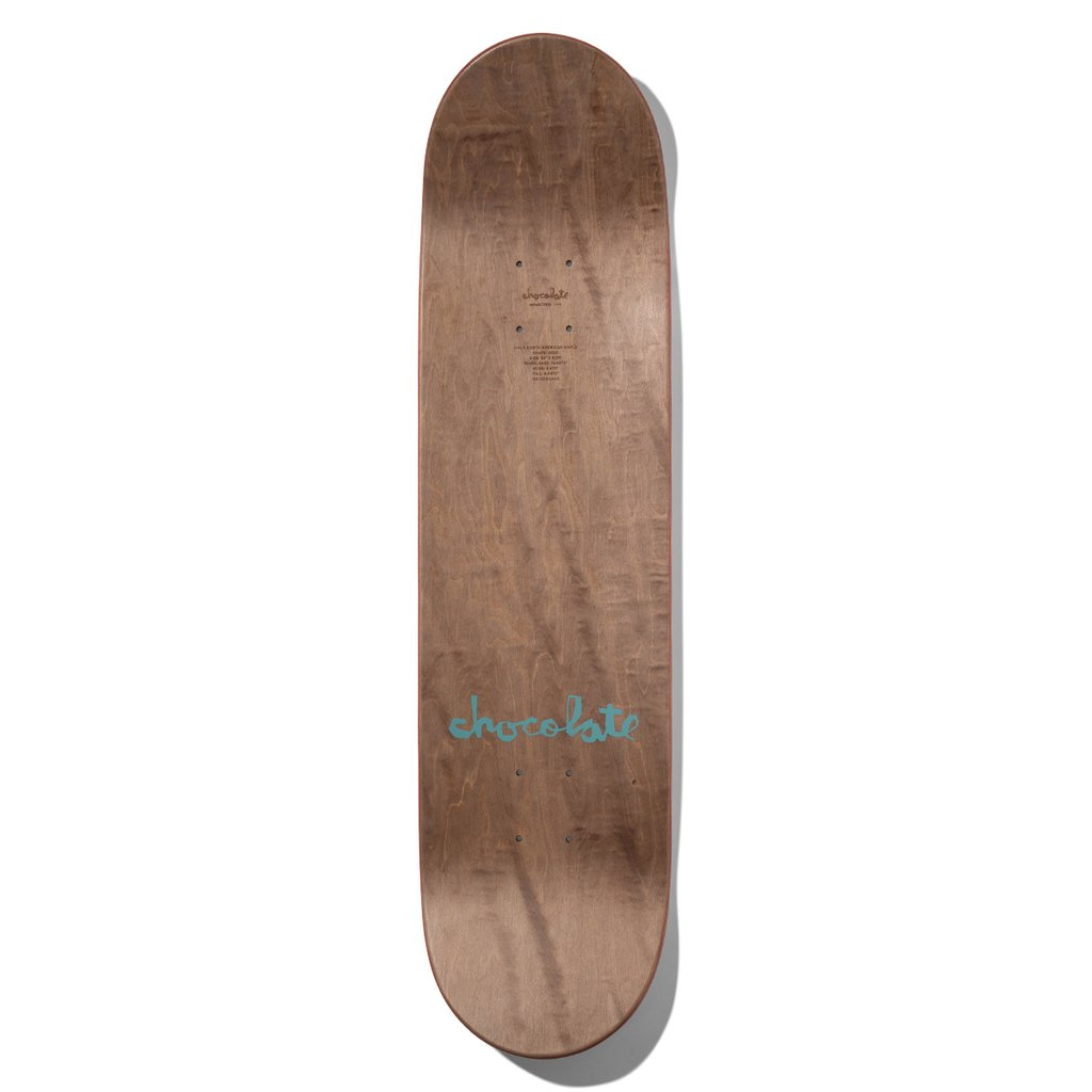 chocolate skateboards fernandez ogchunk 8.375 deck spike jonez