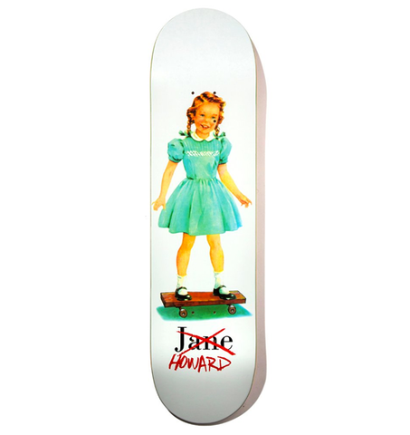 Howard Jane Deck 8""