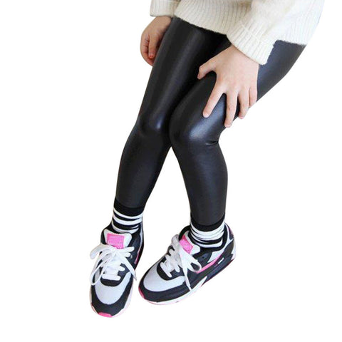 Girls Leggings for Autumn and Winter
