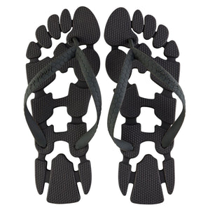 Black Panther: The non-slip flip-flops (thongs) for the beach