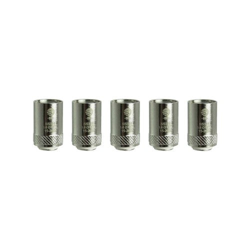 Joyetech AIO 0.6ohm coils pack of 5, , Wick Addiction, Wick Addiction,  - Wick Addiction