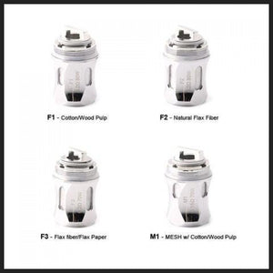 HorizonTech Falcon Coils 3 Pack - F1 & M1+ Options - Wick Addiction