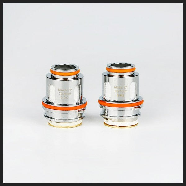 Geekvape Zeus Mesh 0.2ohm coils pack of 5, , Wick Addiction, Wick Addiction,  - Wick Addiction