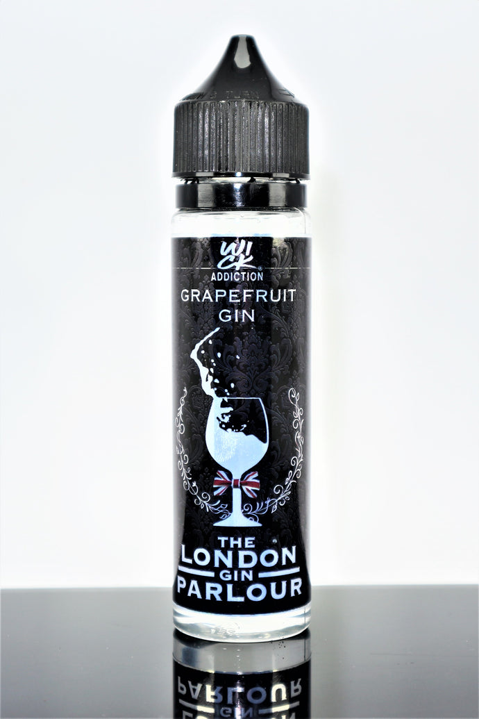 The London Gin Parlour - Grapefruit Gin, eLiquid, Wick Addiction, Wick Addiction,  - Wick Addiction