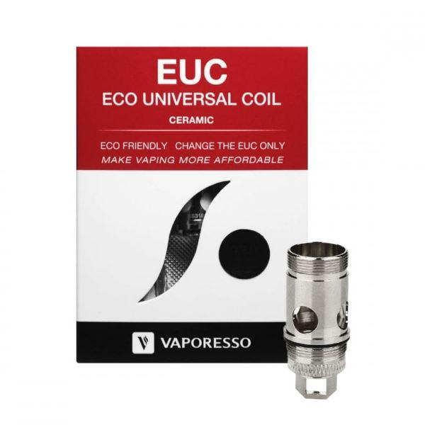 Vaporesso EU Ceramic 0.3ohm coils pack of 5, , Wick Addiction, Wick Addiction,  - Wick Addiction