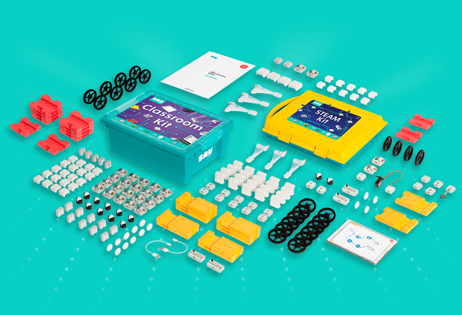 STEAM Kit + Classroom Kit Bundle