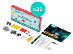 Creators Coding Kit - 30 Pack