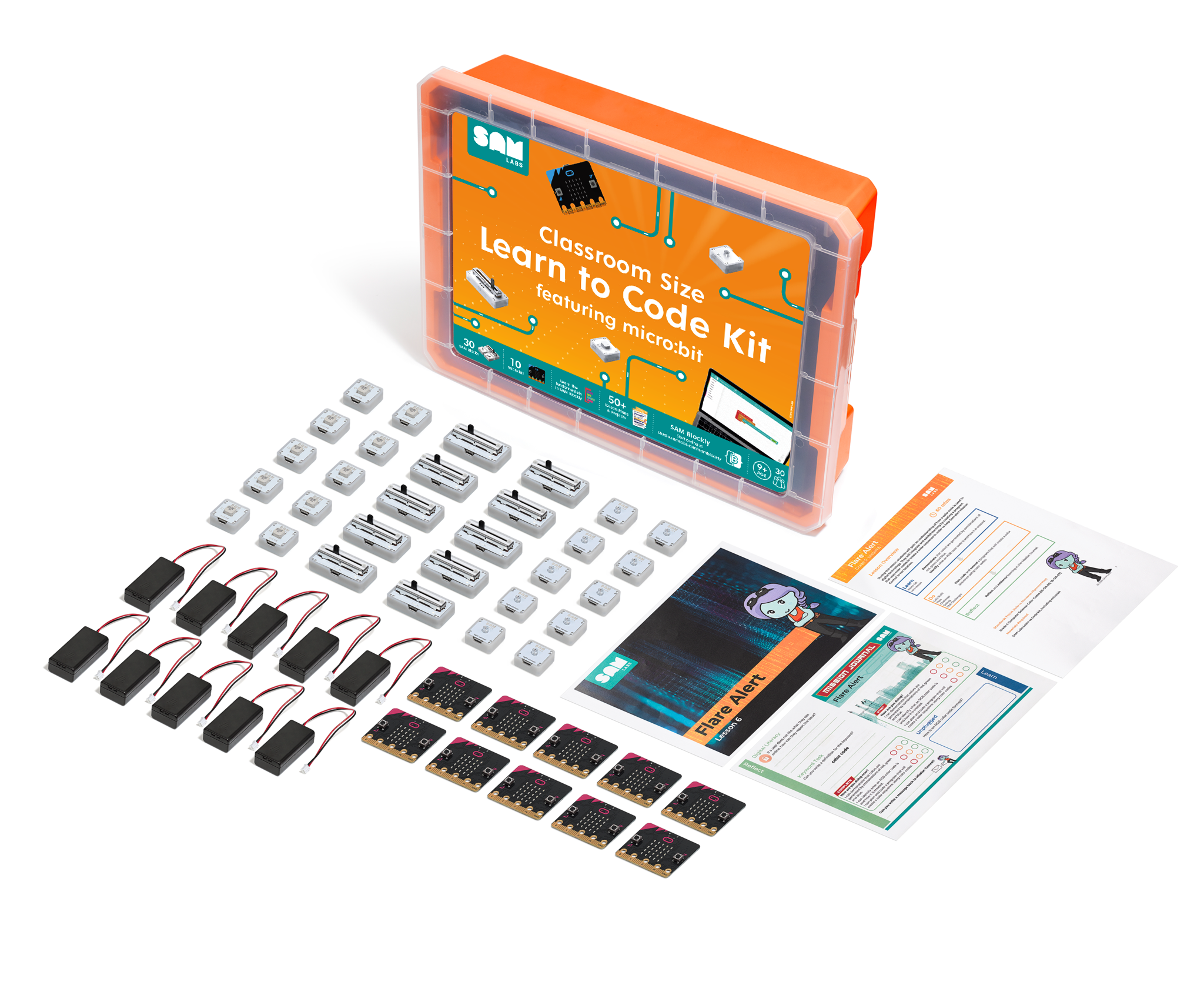 Learn to Code - Classroom Size Kit