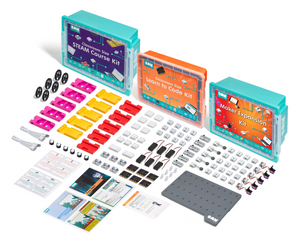 The Super Bundle - Expand your STEAM, Maker, Learn to Code Kits