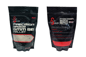 Airsoft Surgeon RWA ABS Precision Grade 0.25g BBs (4000rds/bag)
