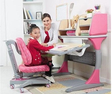Kids Height Adjustable Desks and Chairs