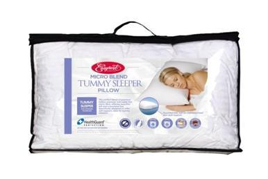 Easy Rest Micro Blend Tummy Sleeper Pillow - Comfort for All Mitcham