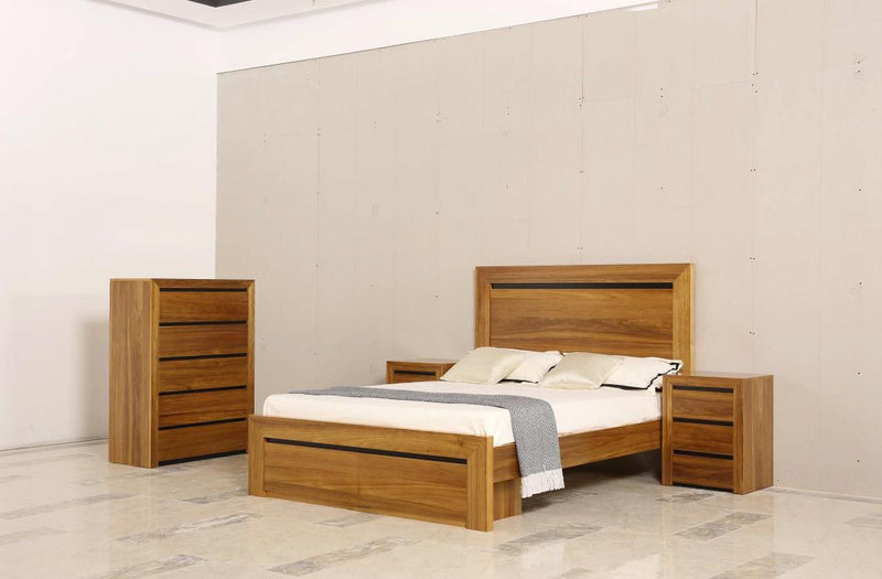 Tasmanian Blackwood Bed Frame